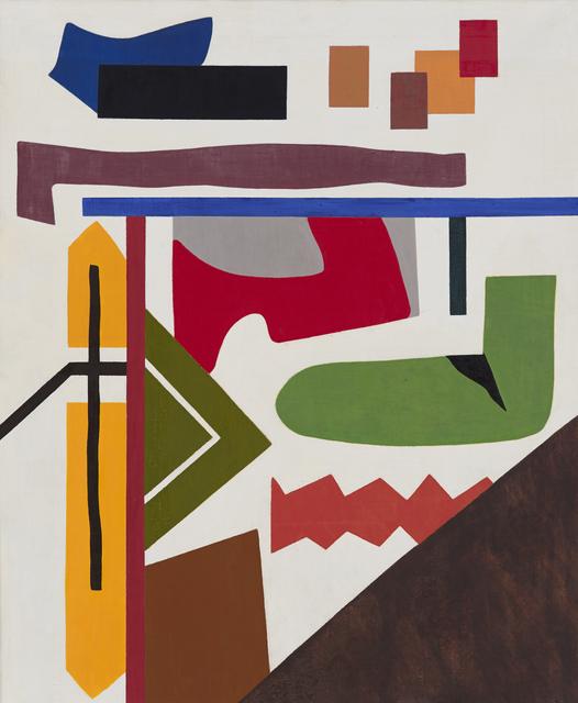 , 'Urban Green,' 1998, Tibor de Nagy