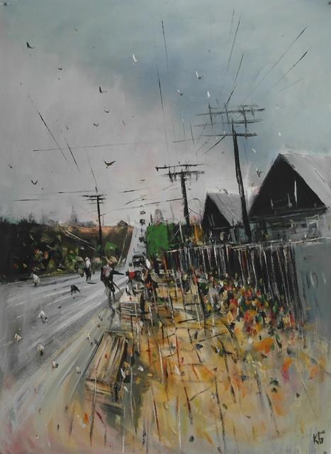 """, '""""The Road 16"""",' 2016, Krokin Gallery"""