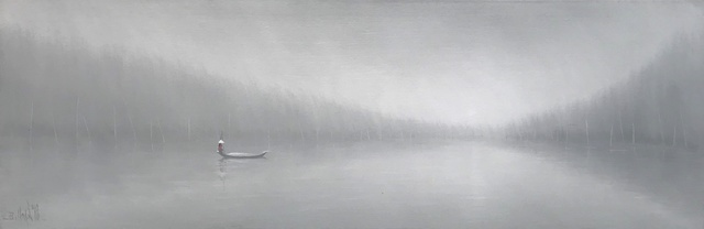 Bui Van Hoan, 'Early Winter', 2018, ArtBlue Studio