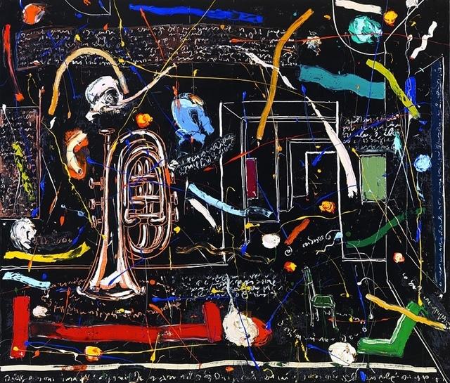 Achilleas Christides, '(SP) Jazz', 2012, ARTION GALLERIES