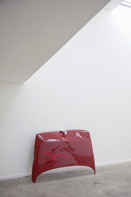 , 'Cage for Men. Instant Shape No.3 Size Matters - Renault, 2012,' 2012, Nogueras Blanchard