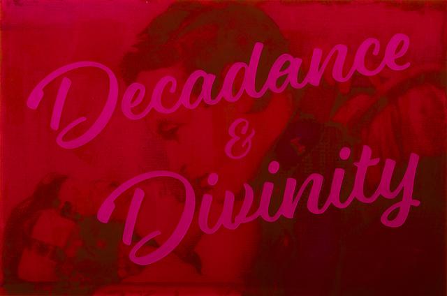 , 'Decadence & Divinity,' 2016, Galleria Ca' d'Oro