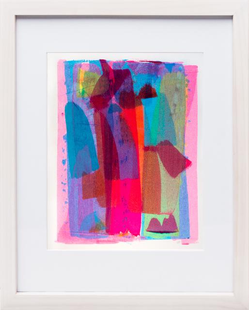 , 'Colour Subject 2,' 2018, Newzones