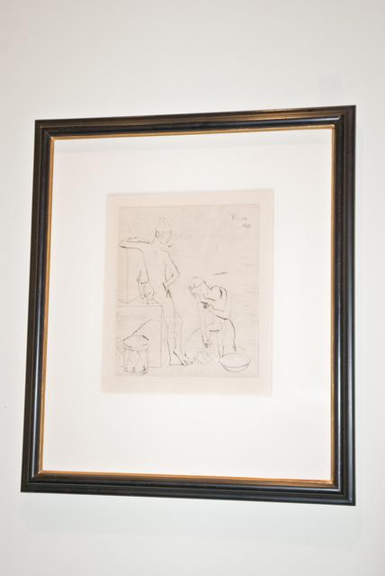 Pablo Picasso, 'Le Bain', 1905, John Szoke