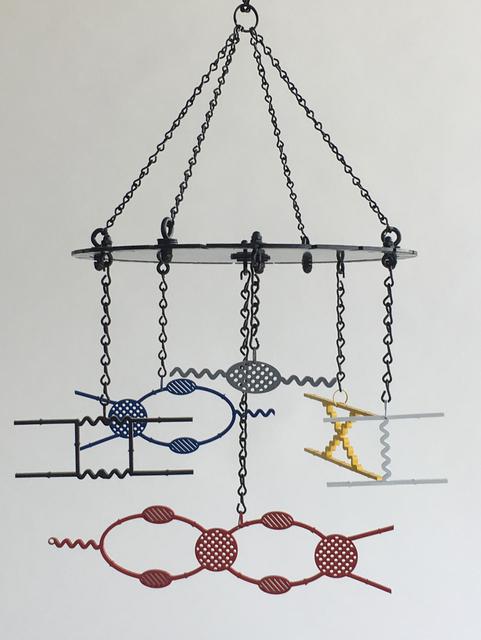 , 'Feynman & Mondrian©ed 3,' 2018, International Sculpture Center