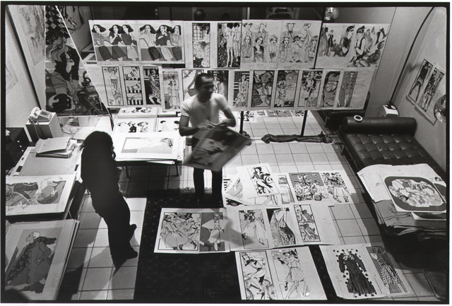 , 'Carnegie Hall Studio,' ca. 1960, El Museo del Barrio