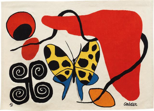 Alexander Calder, 'Butterfly', 1970, Phillips