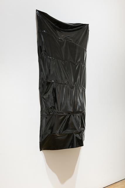 Isabel Yellin, 'Sufficient', 2015, Sculpture, Patent Leather, Rigilene, Vigo Gallery