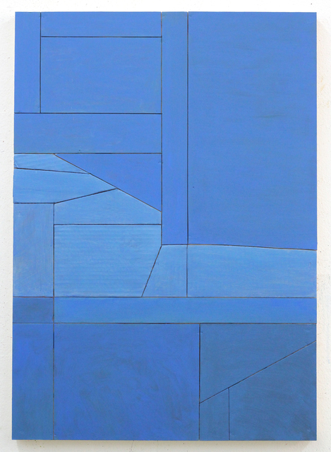 , 'Untitled (Proximity) 19,' 2016, Johannes Vogt Gallery