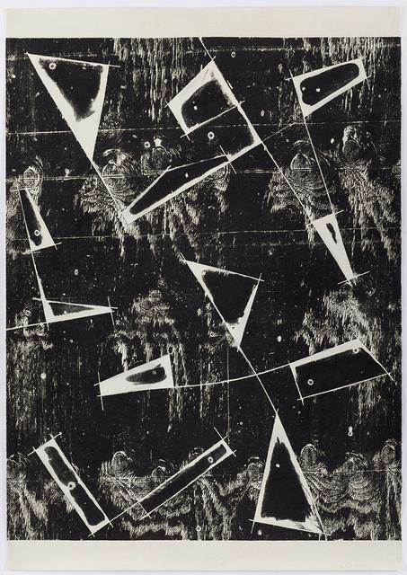 , 'Blades,' 1993, David Nolan Gallery
