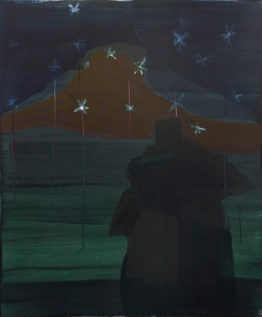 , 'Sterne und Du,' 2016, Galleri Bo Bjerggaard