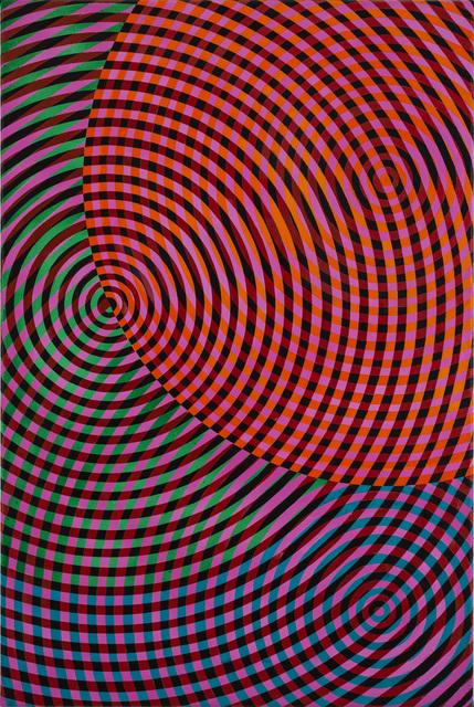 John Aslanidis, 'Sonic Fragment No. 61', 2018, MARS