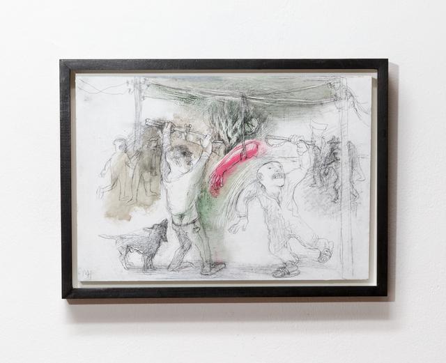 , 'Drawing 2,' 2016, Joanna Bryant & Julian Page
