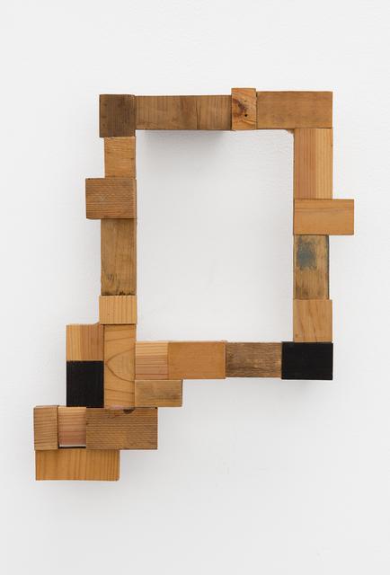 , 'Internal Site,' 2013, Blum & Poe