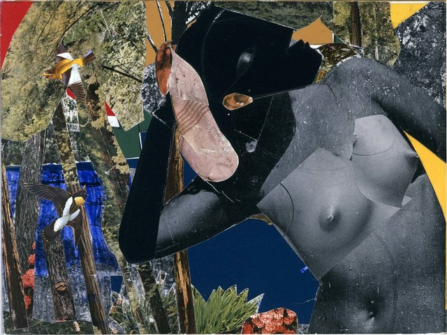 , 'Flights and Fantasy,' 1970, Michael Rosenfeld Gallery