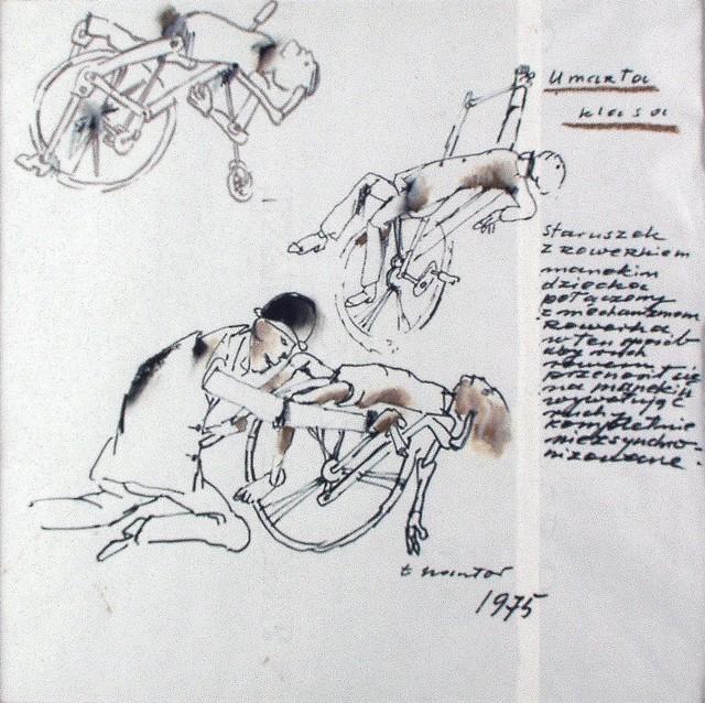 , 'The Dead Class,' 1975, Galerie Isabella Czarnowska