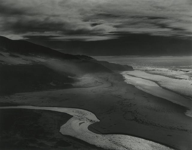 , 'Little Sur River,' 1983, Photography West Gallery