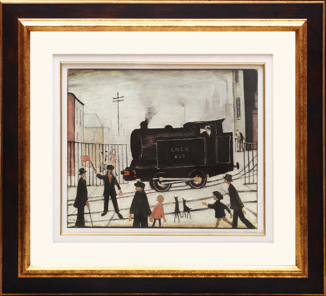 , 'The Level Crossing,' 1973, Peter Harrington Gallery