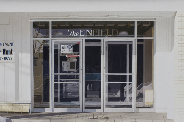 , 'The Enfield,' 2016, Louis K. Meisel Gallery