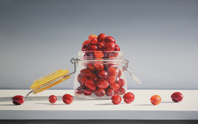 , 'Cranberries,' 2019, Gallery Henoch