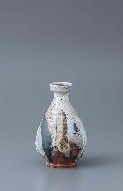 , 'Vase, yohen soda glaze,' 2018, Pucker Gallery