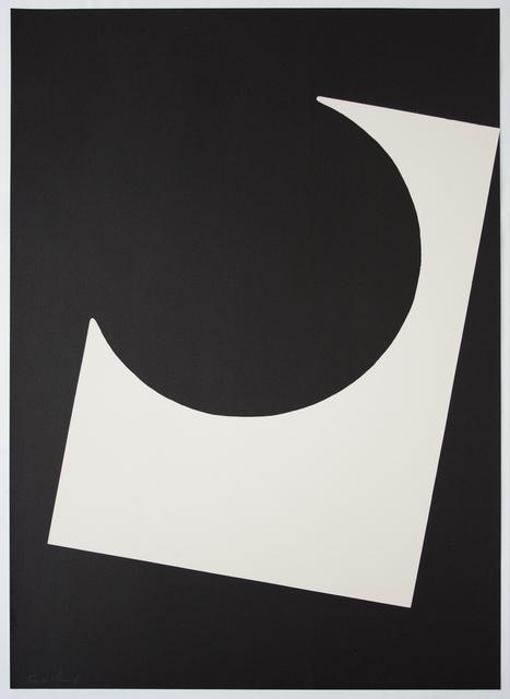 Leon Polk Smith, 'Untitled (Tamarind B)', 1968, Senior & Shopmaker Gallery