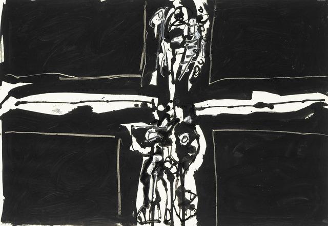 , 'Crucifixión,' 1960, Fernández-Braso