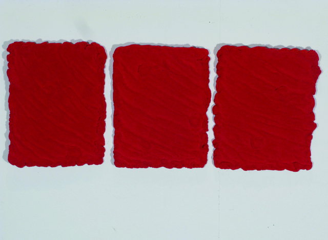 , 'Rosso,' 2008, Lattuada Studio