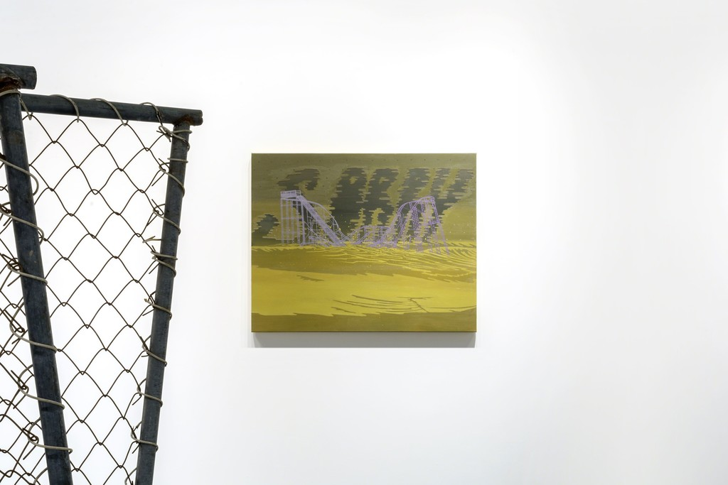 """""""Sorry"""" by Jen Hitchings at PROTO Gallery."""