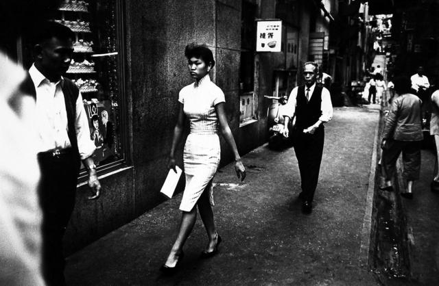 Ed van der Elsken, 'Hong Kong', 1960, Howard Greenberg Gallery
