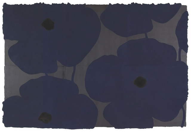 , 'Navy Blues March 13 2006,,' 2006, Sundaram Tagore Gallery