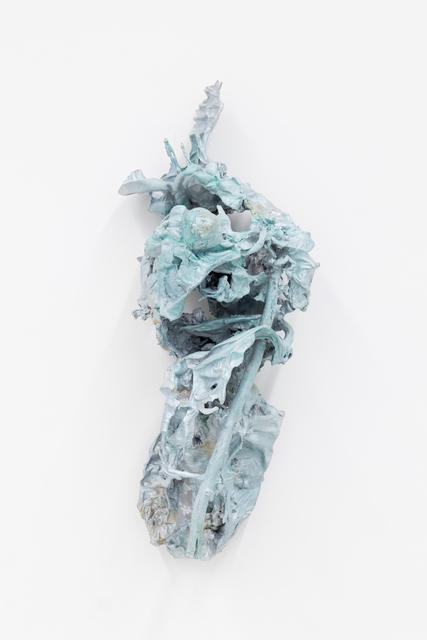 , 'Silver K,' 2016, Galerie Kandlhofer