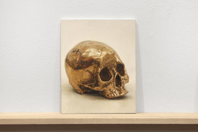 ", 'Formalizing their concept: Sherrie Levine's ""Skull"",' 2018, Josée Bienvenu"
