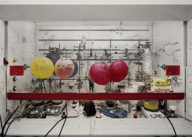 Thomas Struth, 'Chemistry Fume Cabinet, The University of Edinburgh', 2010, Marian Goodman Gallery