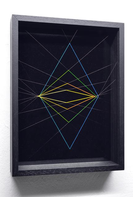 , 'Iridescence #7(spectrum),' 2019, The Flat - Massimo Carasi