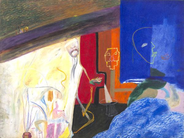 Reginald K Gee, 'Baghdad Rain', 1991, David Barnett Gallery