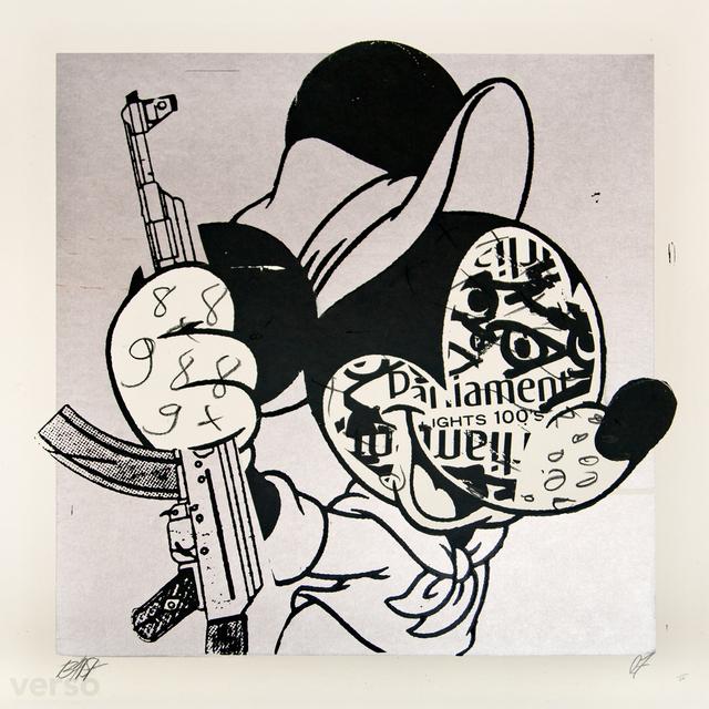 Bäst, 'Revolution Mickey Silver', 2007, Kumi Contemporary / Verso Contemporary