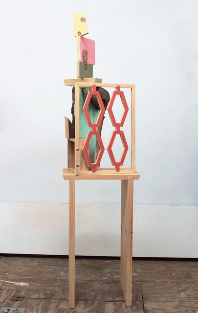 , 'Scene,' 2015, Lesley Heller Gallery