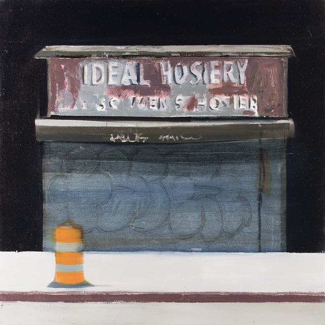 , 'Ideal Hosiery,' 2015, Jonathan LeVine Projects