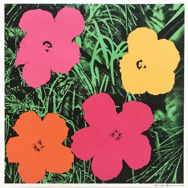 , 'Flowers, [II.6],' 1964, Hamilton-Selway Fine Art