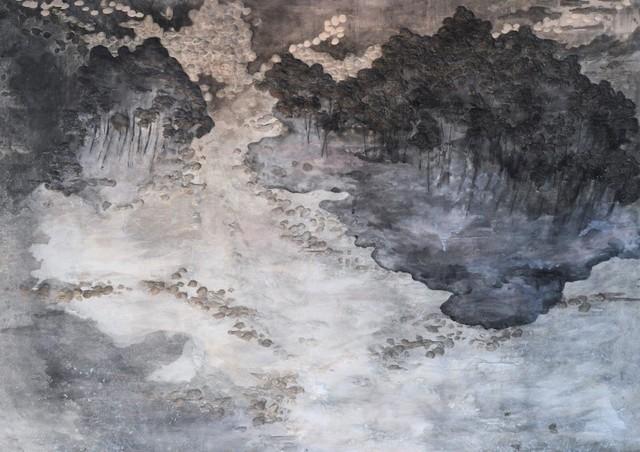 Hanna Vahvaselkä, 'Suddenly there´s winter ', 2018, Galleria G12