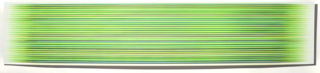 , 'Green Bow,' 2017, Andrea Schwartz Gallery