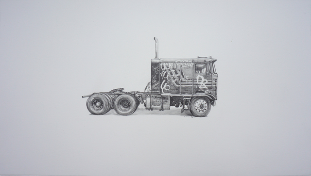 , 'Kenworth,' 2017, Jonathan LeVine Projects