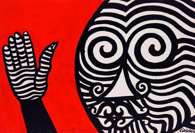 Alexander Calder, 'Untitled', ca. 1966, Opera Gallery
