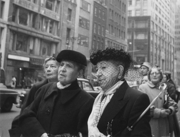 , 'NYC,' 1956, The Halsted Gallery