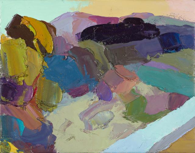 , 'Ascoli Sun,' 2014, Gallery NAGA