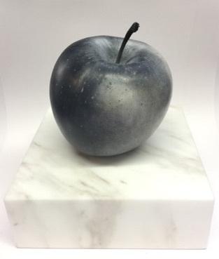, 'Apple(black & white) ,' 2012-2018, SNOW Contemporary