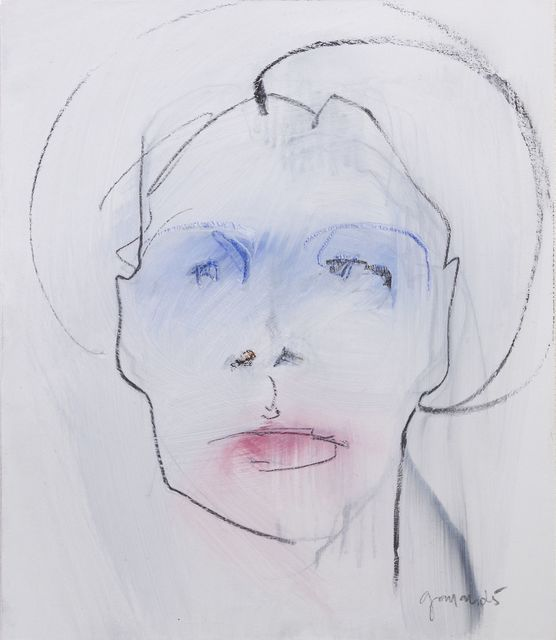 , 'Head Study #17,' 2011, Bill Lowe Gallery