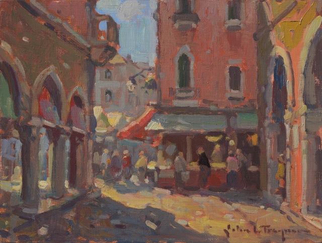 , 'Rialto Marketplace,' , J. Cacciola Gallery