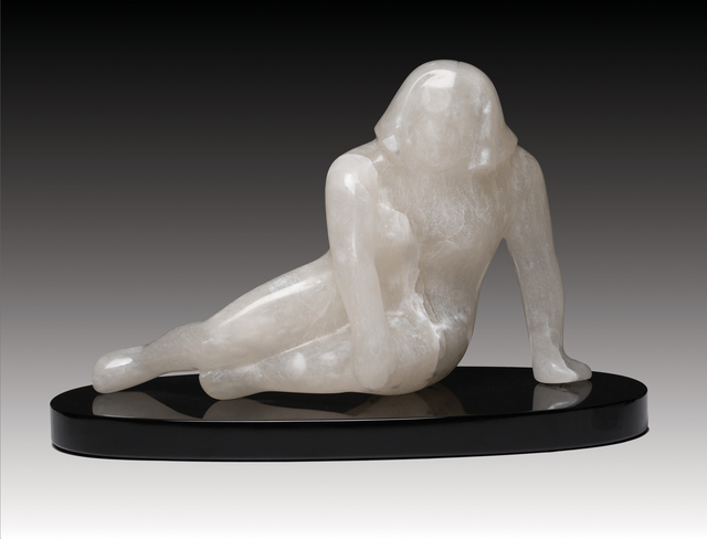 , 'Resting Woman,' , Robert Hooke Sculpture Gallery